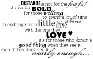 Love Quotes Long Distance Relationship English Quotes